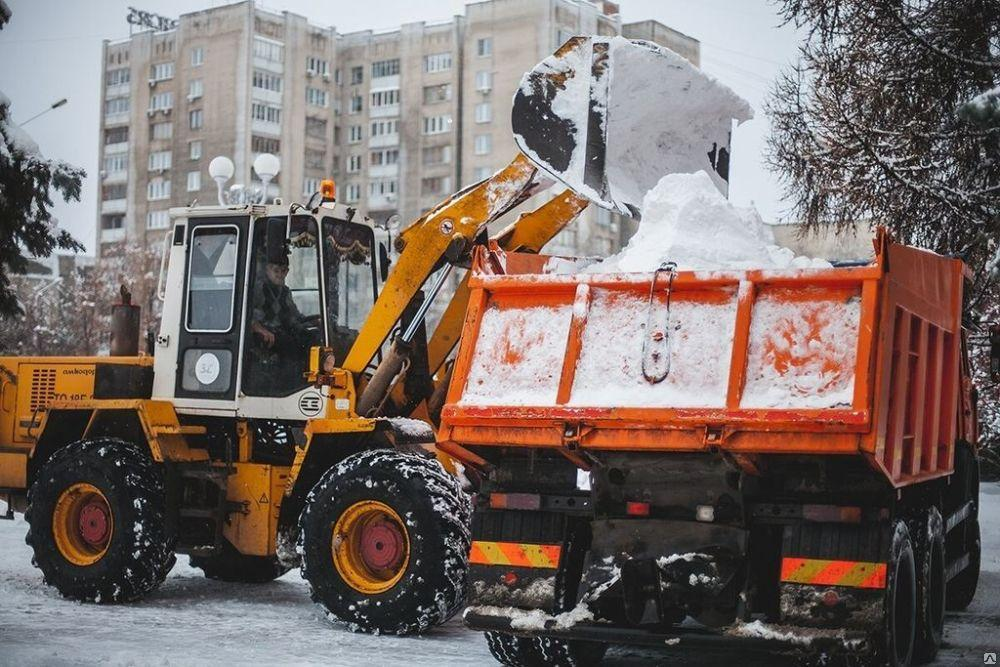 Уборка и Вывоз снега в Твери