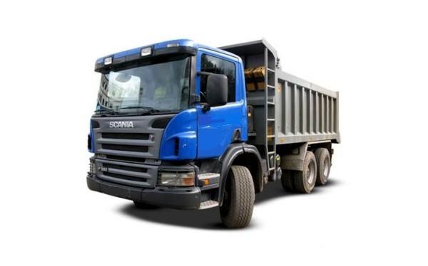Scania 25 куб